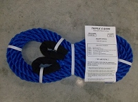 Tow Rope 6,250 Loop/Loop 15 FT