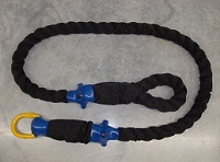 Tow Rope 150,000 Loop/Ring/Sleeve 15 FT