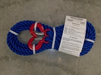 Tow Rope 6,250 Hook/Hook 15 FT