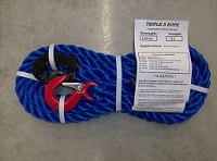 Tow Rope 6,250 Loop/Hook 15 FT