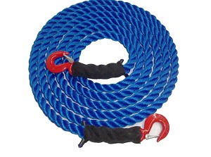 Tow Rope 12,500 Hook/Hook 30 FT